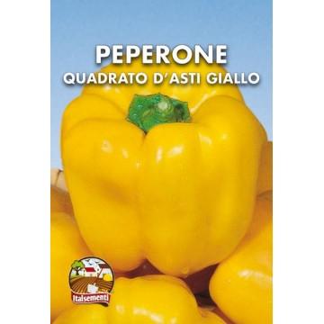 Peperone Quadrato d'Asti...