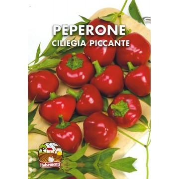 Peperone Ciliegia Piccante