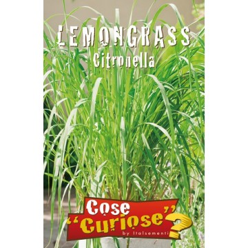 Lemongrass Citronella