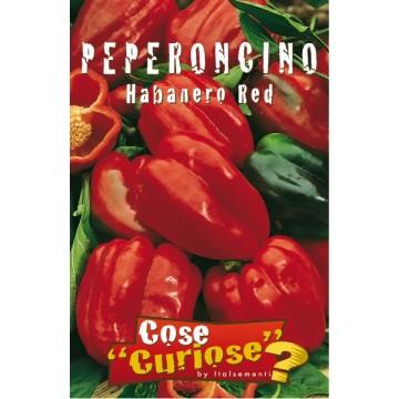 Peperoncino Habanero Red