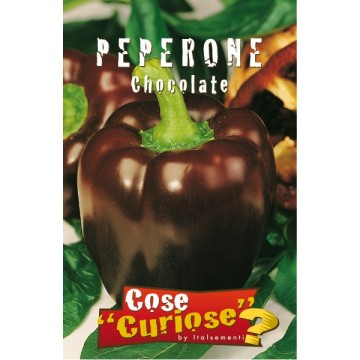 Peperone Chocolate