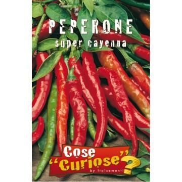Peperoncino Cayenne Long Slim