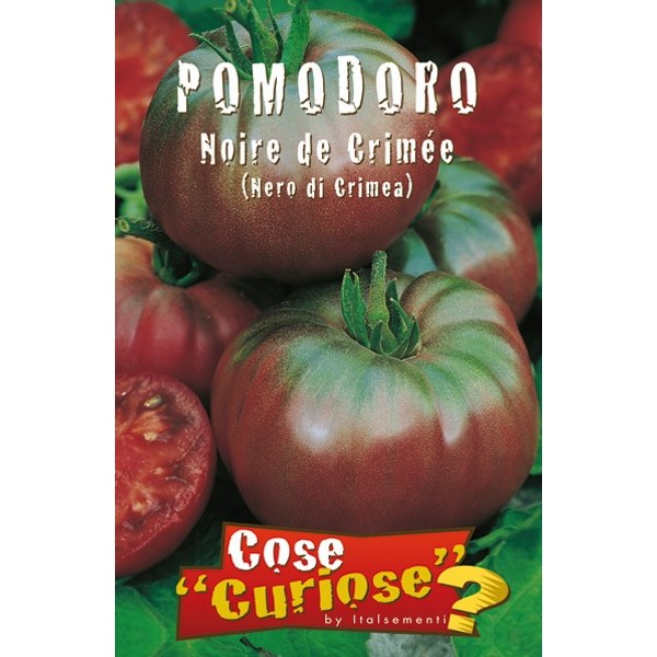 Pomodoro Noire De Crimée (Nero Di Crimea)