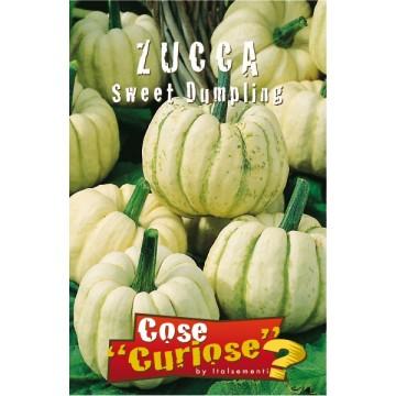 Zucca Sweet Dumpling