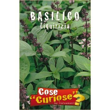 Basilico Liquirizia