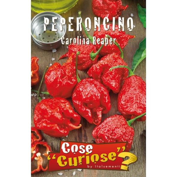 Peperoncino Carolina Reaper