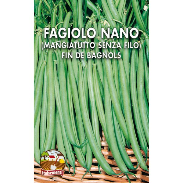Fagiolo Nano Fin de Bagnols