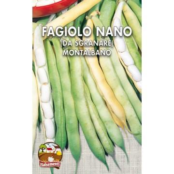 Fagiolo Nano Montalbano