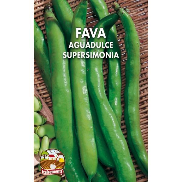 Fava Aguadulce Supersimonia (Italia)